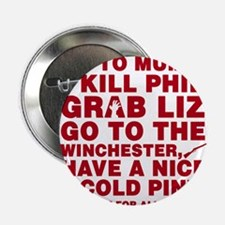 """Shaun of the dead montage 2.25"""" Button (10 pack)"""
