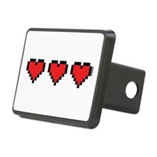 3 Hearts Hitch Cover