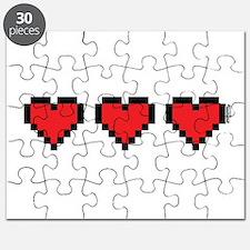 3 Hearts Puzzle