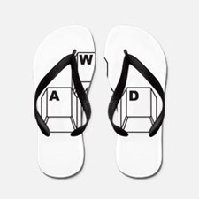 WASD Flip Flops
