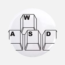 "WASD 3.5"" Button (100 pack)"