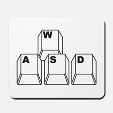 WASD Mousepad
