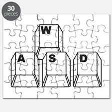 WASD Puzzle