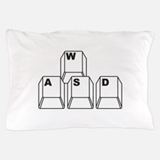WASD Pillow Case