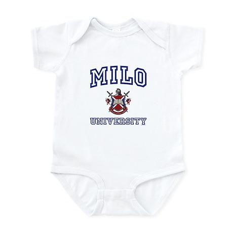 MILO University Infant Bodysuit