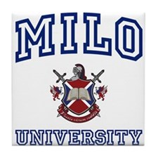 MILO University Tile Coaster