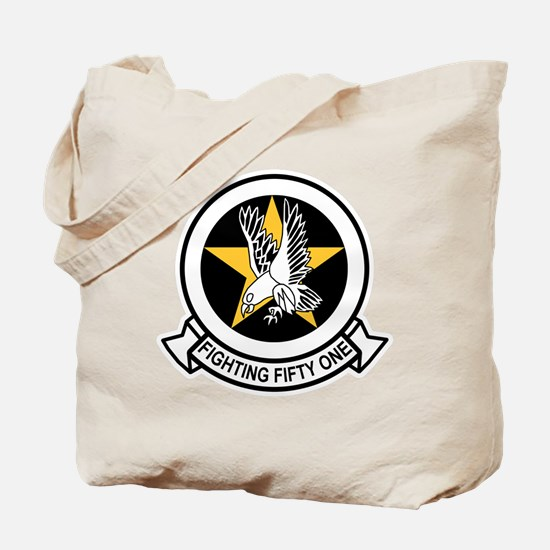 Fighting eagle Tote Bag