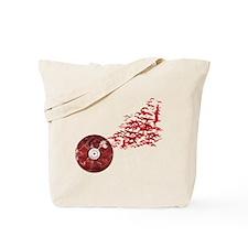 Vinyl Birds Tote Bag