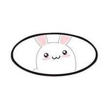 Fat Kawaii Bunny Patches