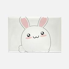 Fat Kawaii Bunny Magnets