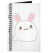 Fat Kawaii Bunny Journal