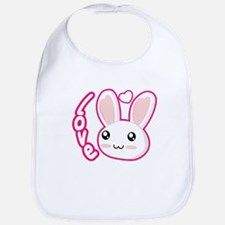 Love Rabbit Bib
