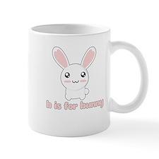 B is for Bunny Mugs