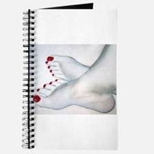 Bare Feet Drawing Journal
