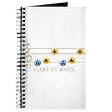 Make It Rain Journal