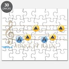 Make It Rain Puzzle