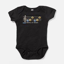 Make It Rain Baby Bodysuit
