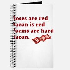 Bacon Poem Journal