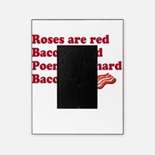 Bacon Poem Picture Frame
