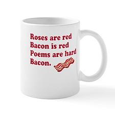 Bacon Poem Mugs