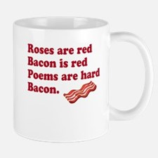 Bacon Poem Mugs