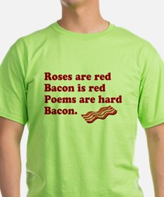 Bacon Poem T-Shirt