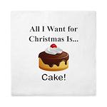 Christmas Cake Queen Duvet