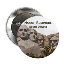 "Mount Rushmore 2.25"" Button (10 pack)"