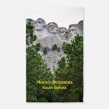Mount Rushmore Area Rug
