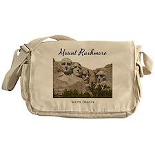 Mount Rushmore Messenger Bag
