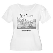Mount Rushmor T-Shirt