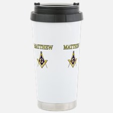 Unique Master mason Travel Mug