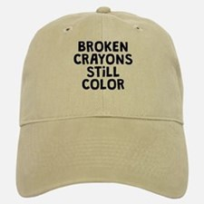 Broken Crayons Hat