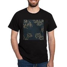 Bohemian Style Pattern T-Shirt