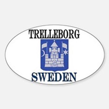 The Trelleborg Store Oval Decal
