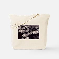 Cute Lily pad art Tote Bag