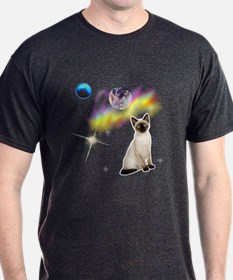 Kitty Space T-Shirt