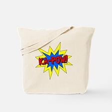 Ka-Pow! Tote Bag