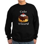 Cake Wizard Sweatshirt (dark)