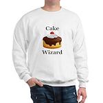 Cake Wizard Sweatshirt