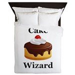 Cake Wizard Queen Duvet