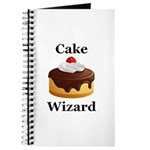 Cake Wizard Journal