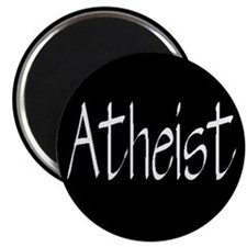 """Atheist 2.25"""" Magnet (10 pack)"""
