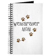 Weimaraner Mom Journal
