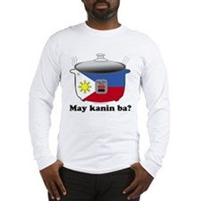 Funny Pinoy Long Sleeve T-Shirt
