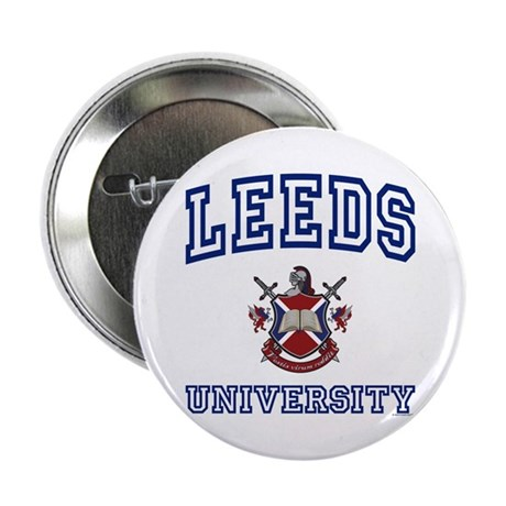 LEEDS University Button