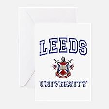 LEEDS University Greeting Cards (Pk of 10)