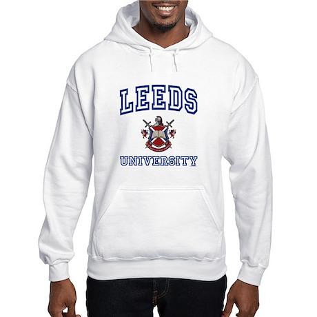LEEDS University Hooded Sweatshirt