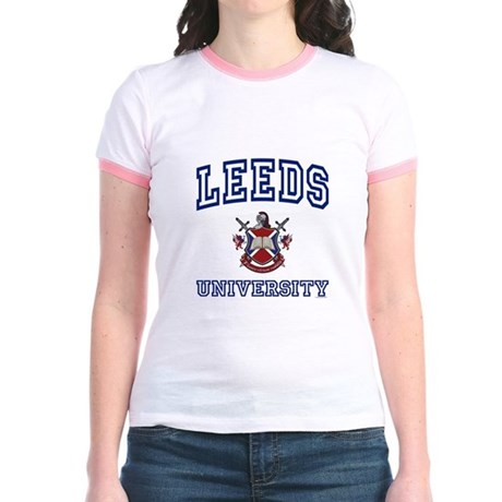 LEEDS University Jr. Ringer T-Shirt