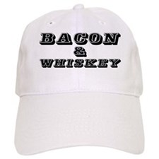 Bacon & Whiskey Baseball Cap